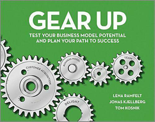 Gear Up -Esther Goh TOk Mui