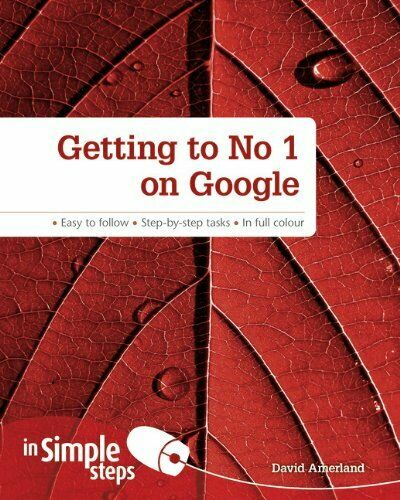 Getting to no 1 on Google in Simple Steps